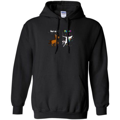 image 939 490x490px My aunt unicorn vs your aunt horse t shirt, hoodies, tank top