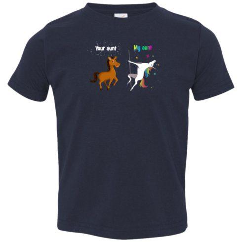 image 954 490x490px My aunt unicorn vs your aunt horse youth t shirt