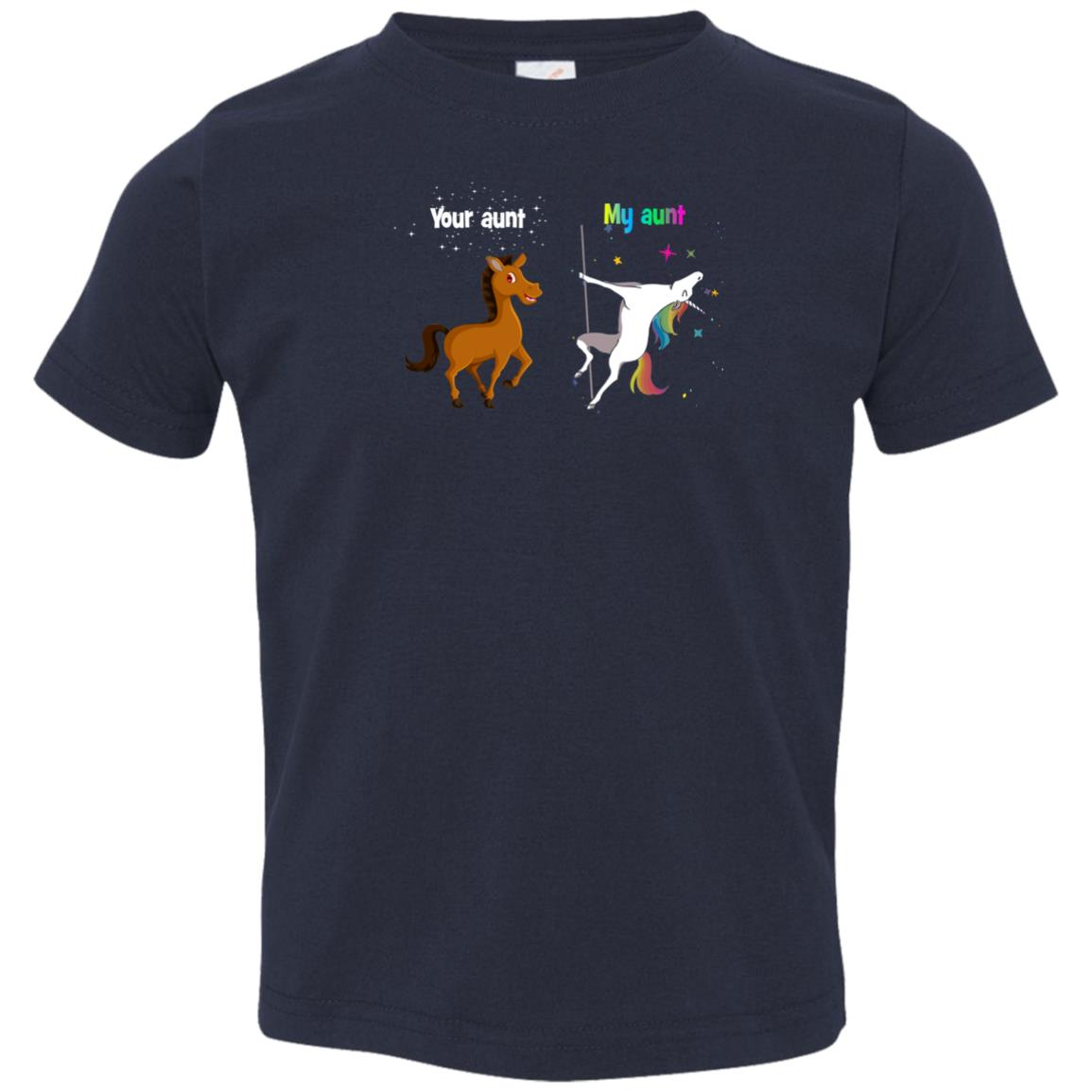 image 954px My aunt unicorn vs your aunt horse youth t shirt