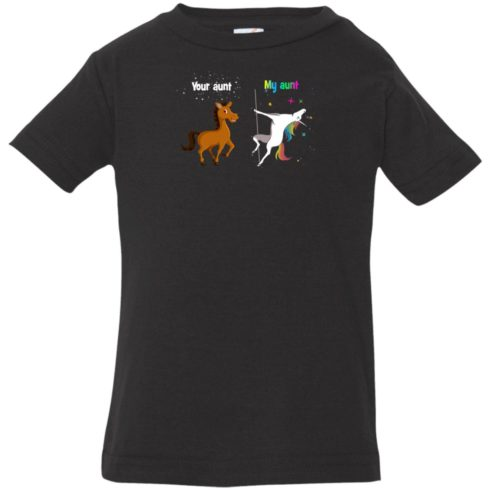 image 957 490x490px My aunt unicorn vs your aunt horse youth t shirt