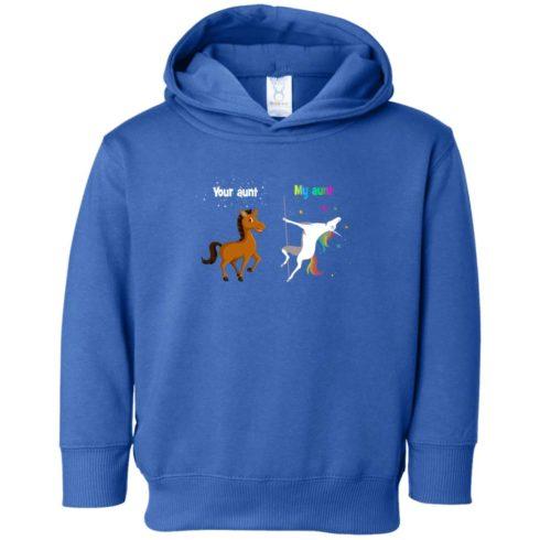 image 960 490x490px My aunt unicorn vs your aunt horse youth t shirt