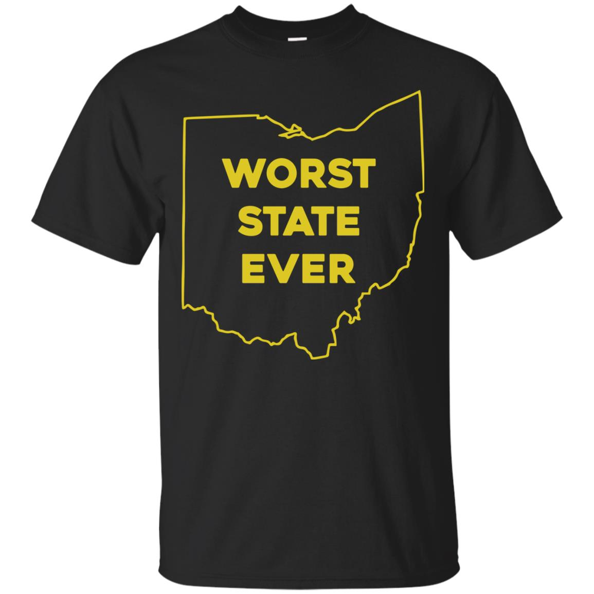 image 973px Ohio Worst State Ever T Shirts, Hoodies, Tank Top Available