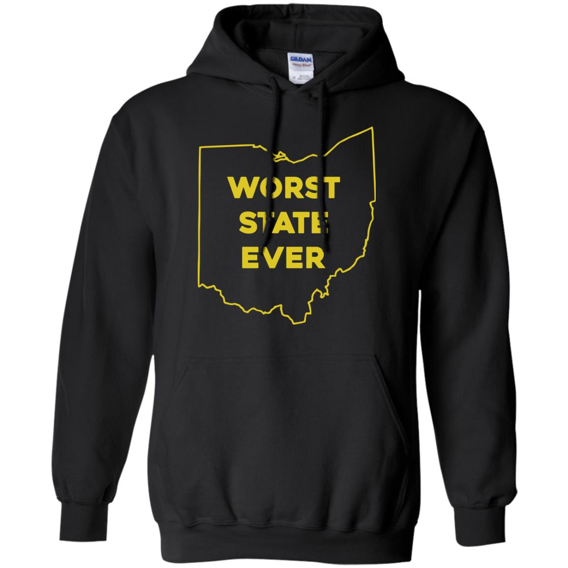 image 979px Ohio Worst State Ever T Shirts, Hoodies, Tank Top Available