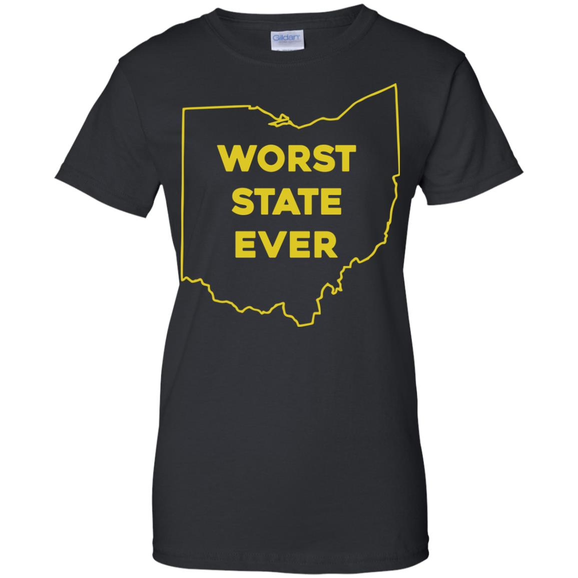 image 983px Ohio Worst State Ever T Shirts, Hoodies, Tank Top Available