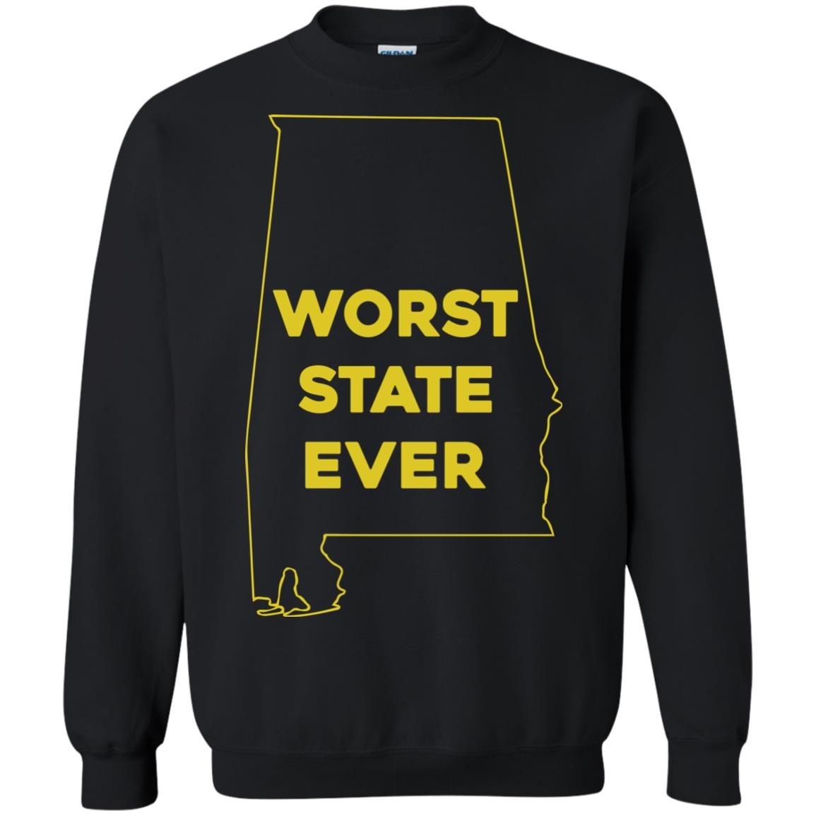 image 993px Alabama Worst State Ever T Shirts, Hoodies, Tank