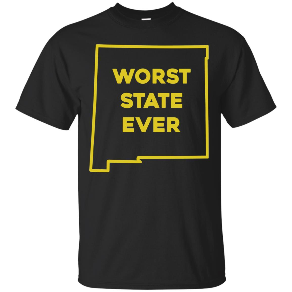 image 997px New Mexico Worst State Ever T Shirts, Hoodies, Tank Top