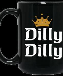 image 1 247x296px Dilly Dilly Crown Coffee Mug