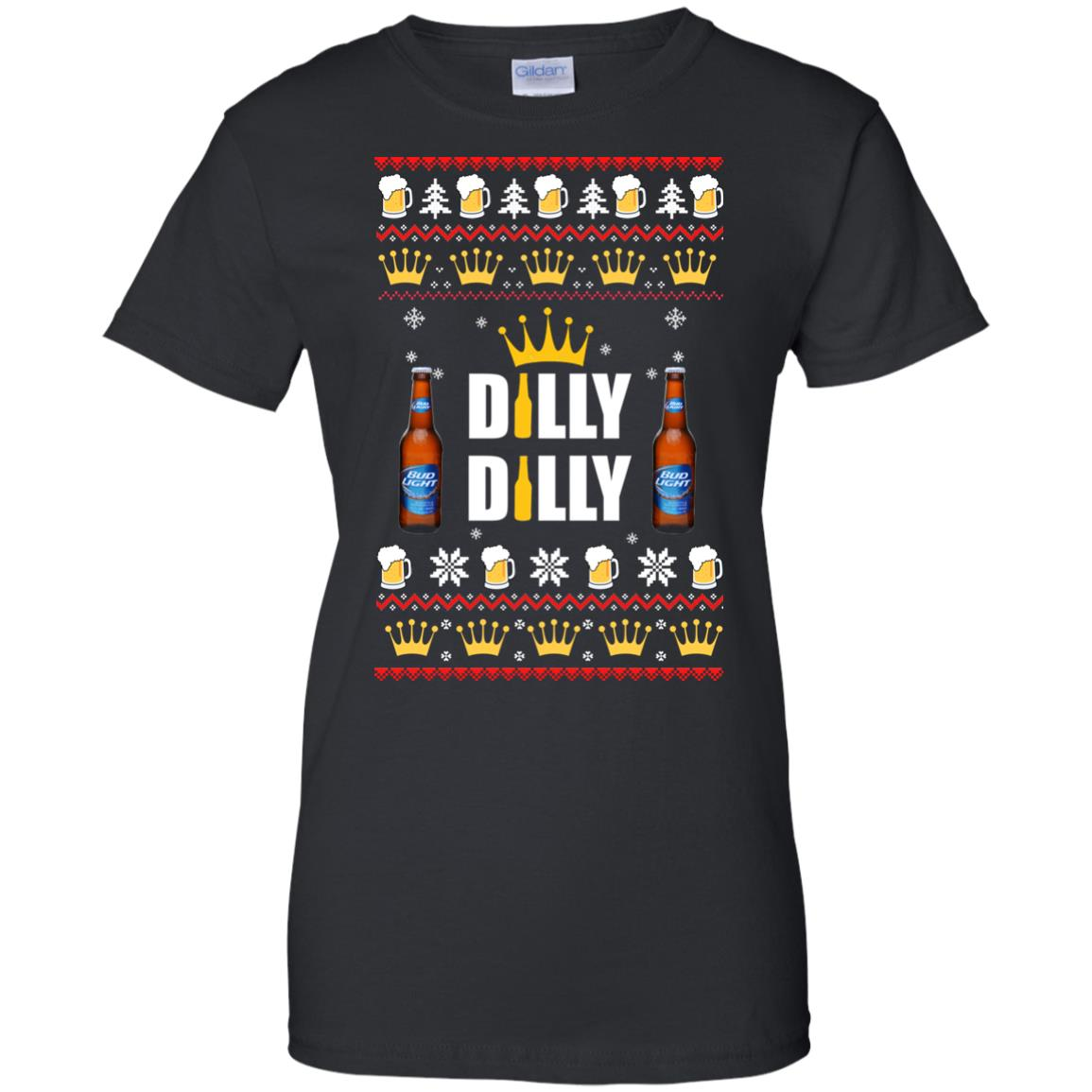 image 10px Dilly Dilly Bud Light T Shirts, Hoodies, Sweater
