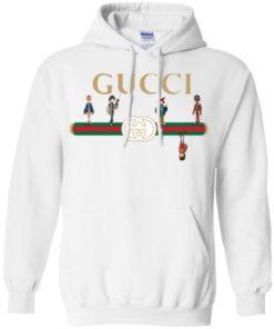 image 109 247x296px Stranger Things Upside Down Gucci T Shirts, Tank Top, Sweatshirt