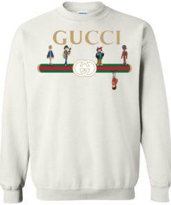 image 111 247x296px Stranger Things Upside Down Gucci T Shirts, Tank Top, Sweatshirt