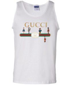 image 113 247x296px Stranger Things Upside Down Gucci T Shirts, Tank Top, Sweatshirt