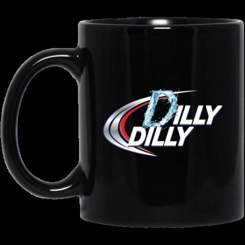 image 2 490x490px Dilly Dilly Bud Light Tea & Coffee Mug