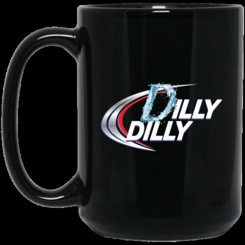 image 3 490x490px Dilly Dilly Bud Light Tea & Coffee Mug