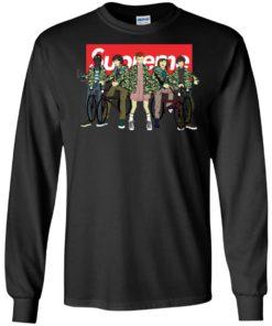image 31 247x296px Stranger Things Supreme All Kids T Shirts, Sweatshirt, Tank Top