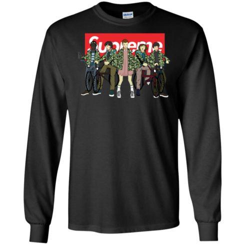 image 31 490x490px Stranger Things Supreme All Kids T Shirts, Sweatshirt, Tank Top