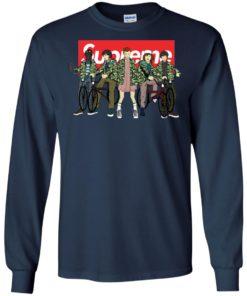 image 32 247x296px Stranger Things Supreme All Kids T Shirts, Sweatshirt, Tank Top