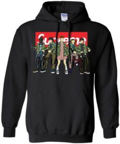 image 33 247x296px Stranger Things Supreme All Kids T Shirts, Sweatshirt, Tank Top