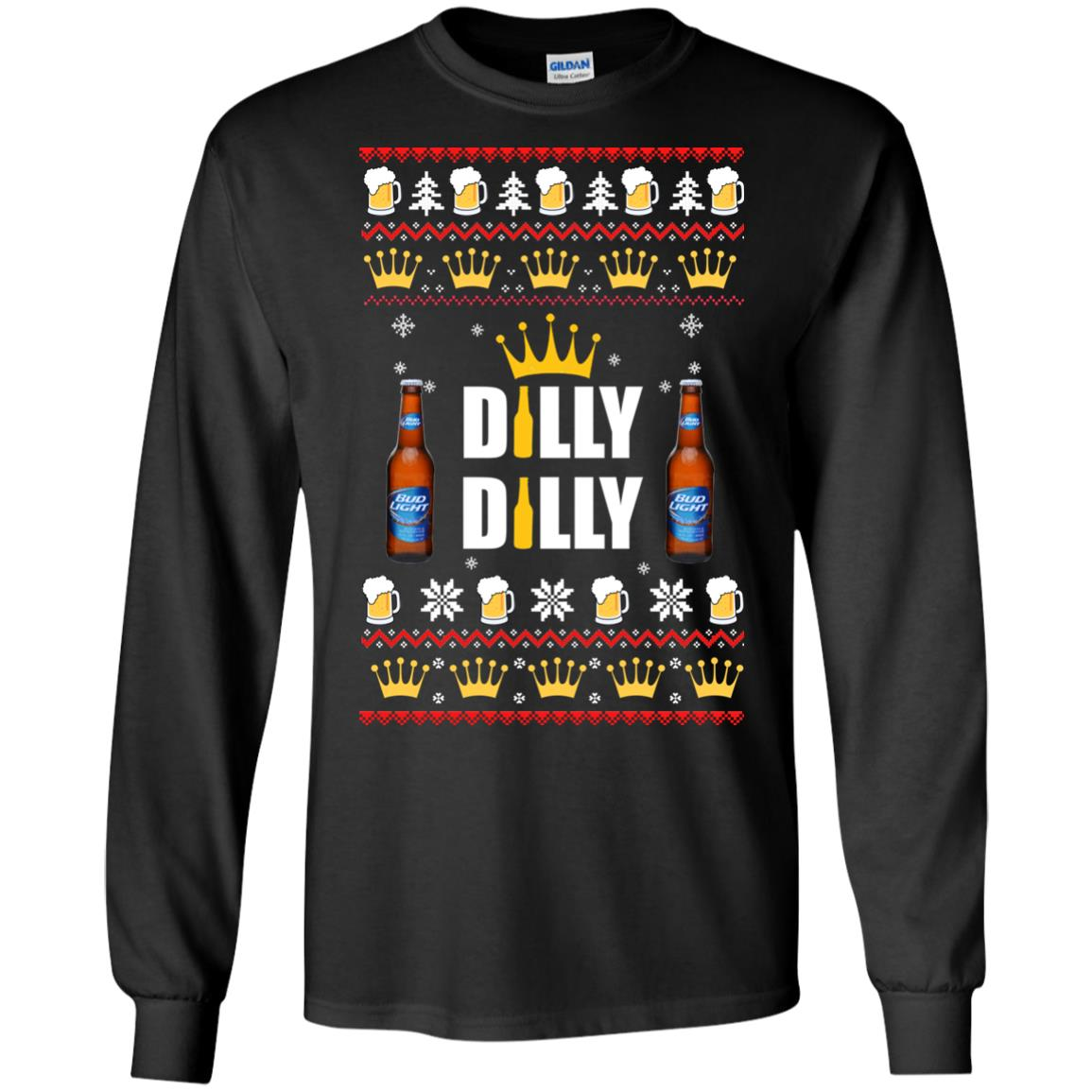 image 4px Dilly Dilly Bud Light T Shirts, Hoodies, Sweater