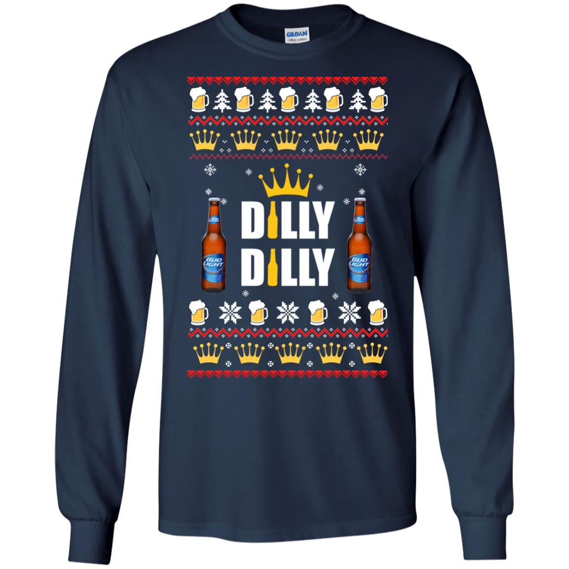 image 5px Dilly Dilly Bud Light T Shirts, Hoodies, Sweater