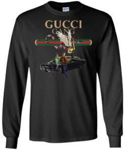 image 135 247x296px Gucci Gang Supernatural T Shirts, Hoodies, Tank Top