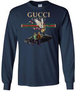 image 136 247x296px Gucci Gang Supernatural T Shirts, Hoodies, Tank Top