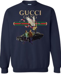 image 140 247x296px Gucci Gang Supernatural T Shirts, Hoodies, Tank Top
