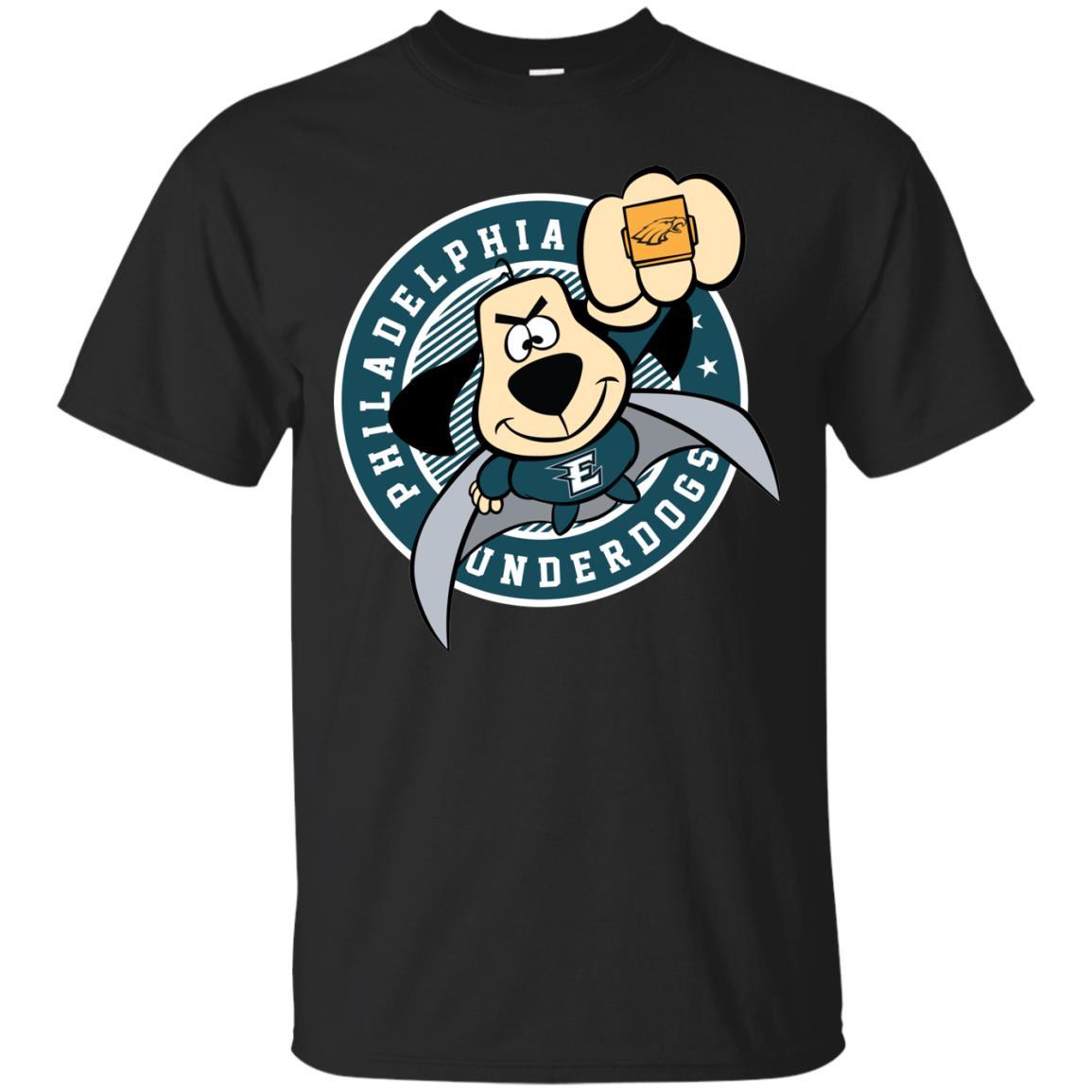 image 24px Philadelphia Underdogs T Shirts