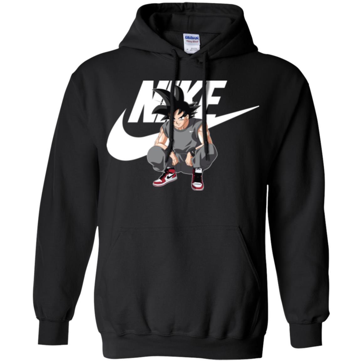 image 254px Songoku Nike Mashup T Shirt, Hoodies, Tank Top