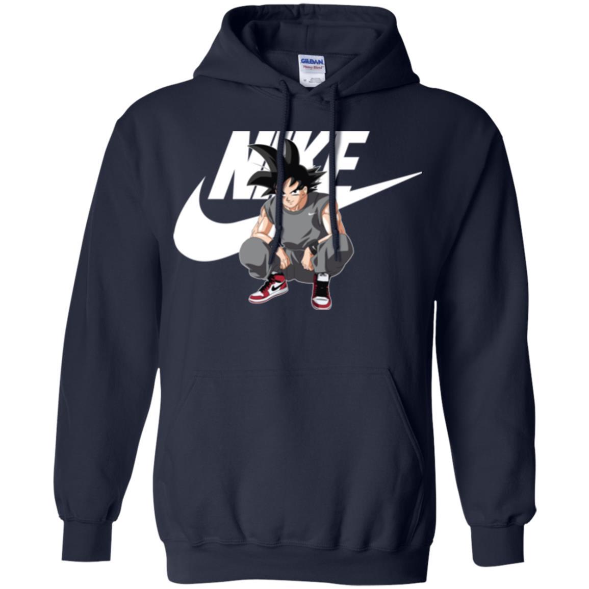 image 255px Songoku Nike Mashup T Shirt, Hoodies, Tank Top