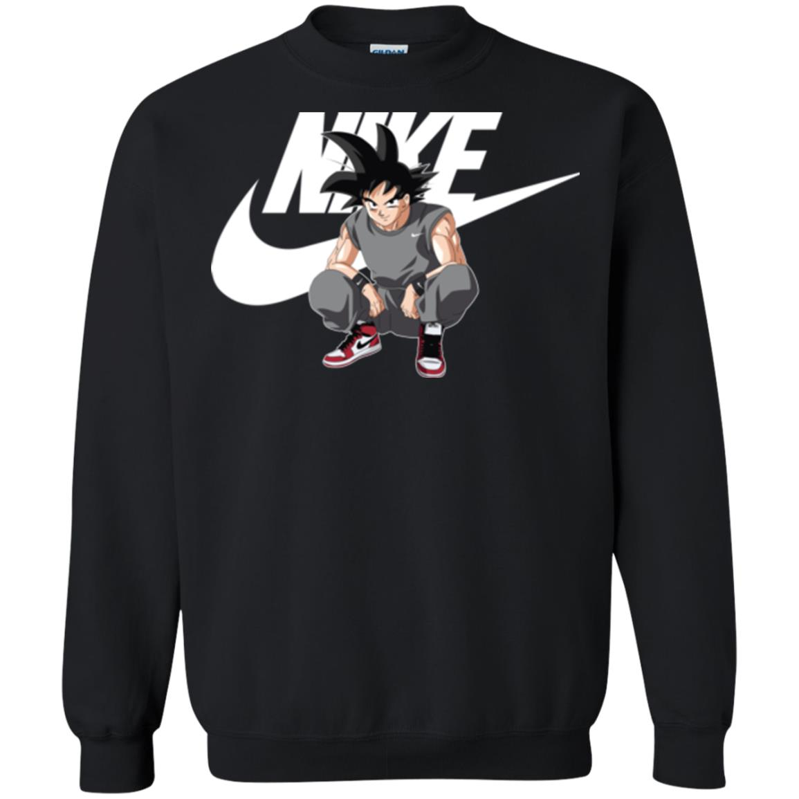 image 256px Songoku Nike Mashup T Shirt, Hoodies, Tank Top