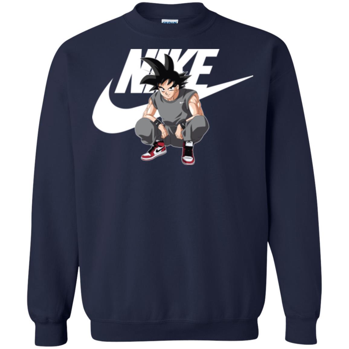 image 257px Songoku Nike Mashup T Shirt, Hoodies, Tank Top