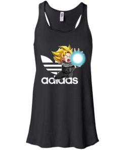 image 262 247x296px Goku Adidas Mashup T Shirt, Hoodies, Tank Top Available