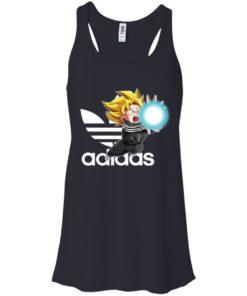image 263 247x296px Goku Adidas Mashup T Shirt, Hoodies, Tank Top Available