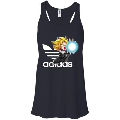image 263 490x490px Goku Adidas Mashup T Shirt, Hoodies, Tank Top Available