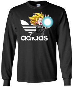 image 264 247x296px Goku Adidas Mashup T Shirt, Hoodies, Tank Top Available