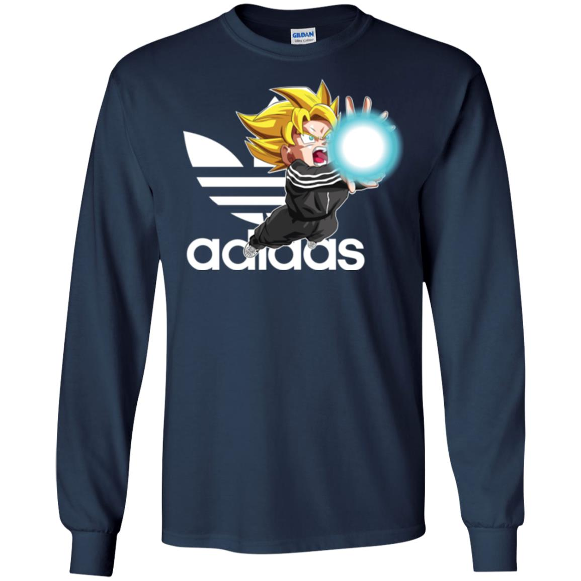 image 265px Goku Adidas Mashup T Shirt, Hoodies, Tank Top Available