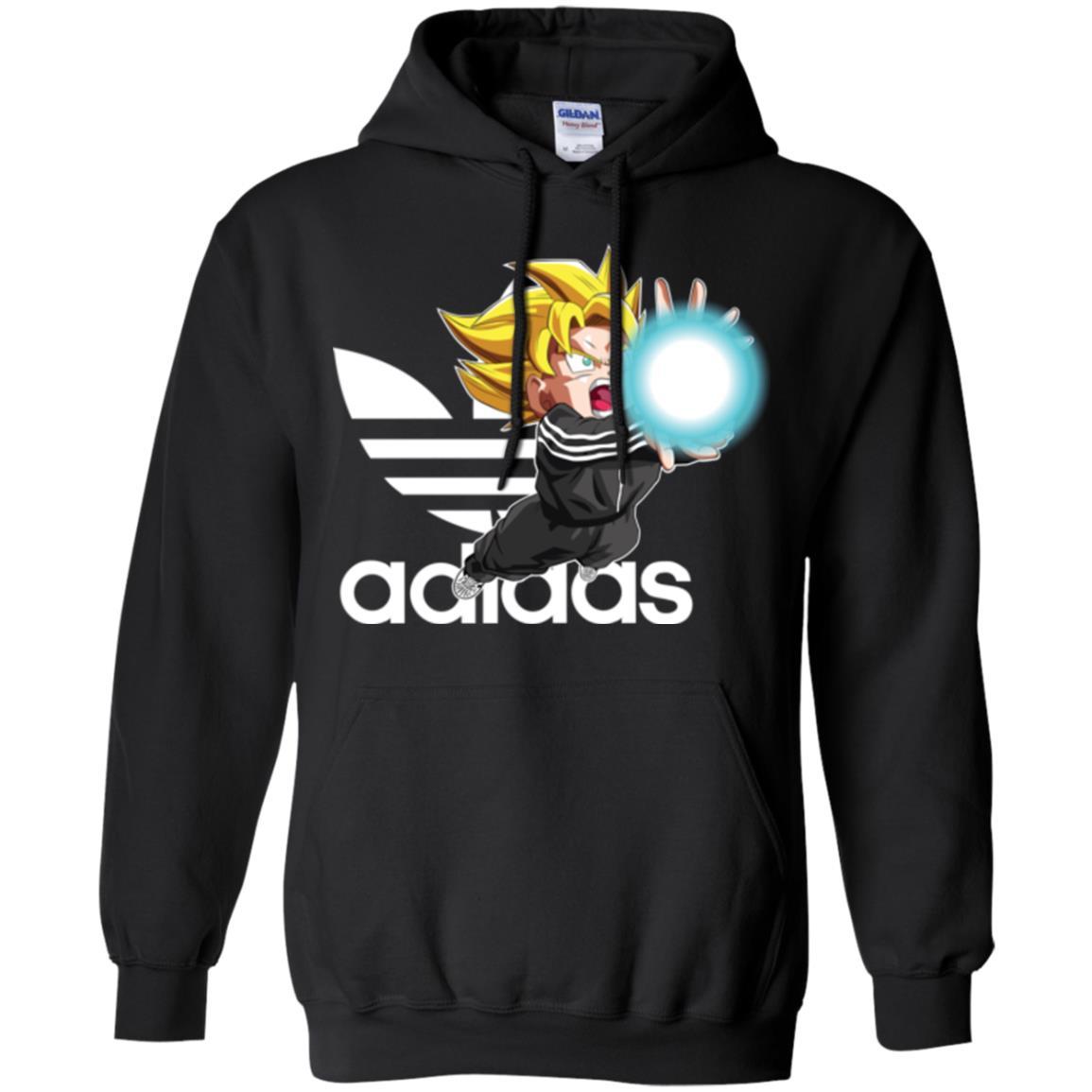 image 266px Goku Adidas Mashup T Shirt, Hoodies, Tank Top Available