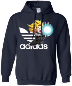 image 267 247x296px Goku Adidas Mashup T Shirt, Hoodies, Tank Top Available