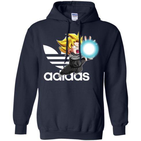 image 267 490x490px Goku Adidas Mashup T Shirt, Hoodies, Tank Top Available
