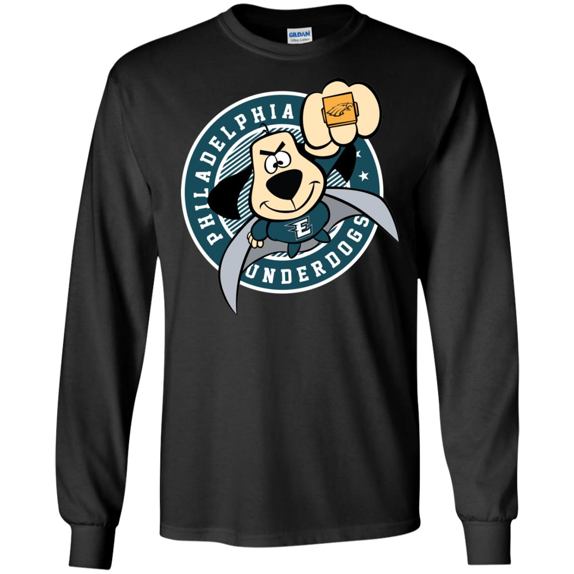 image 28px Philadelphia Underdogs T Shirts