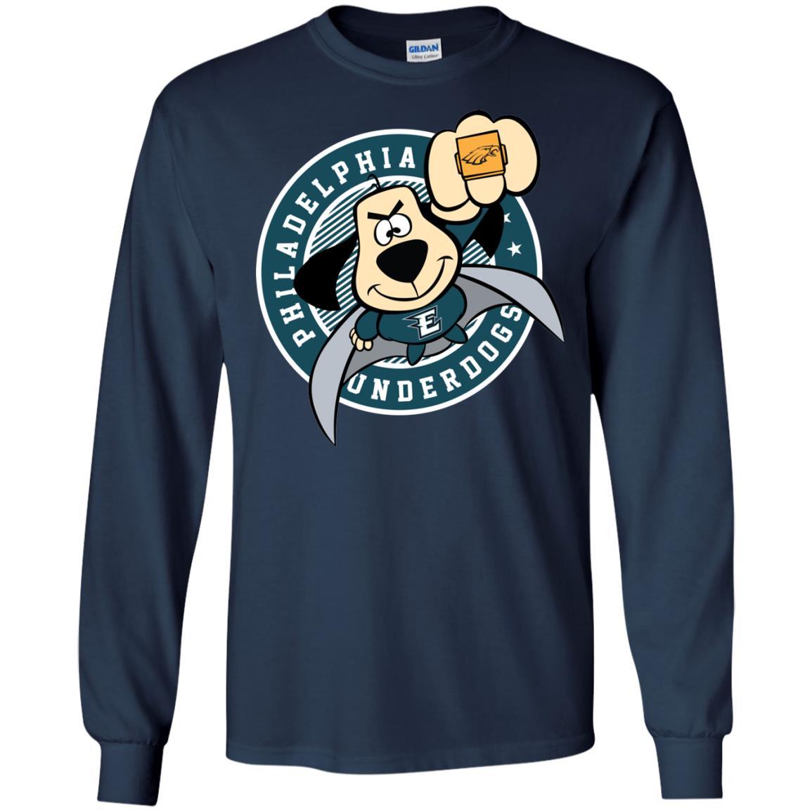 image 29px Philadelphia Underdogs T Shirts