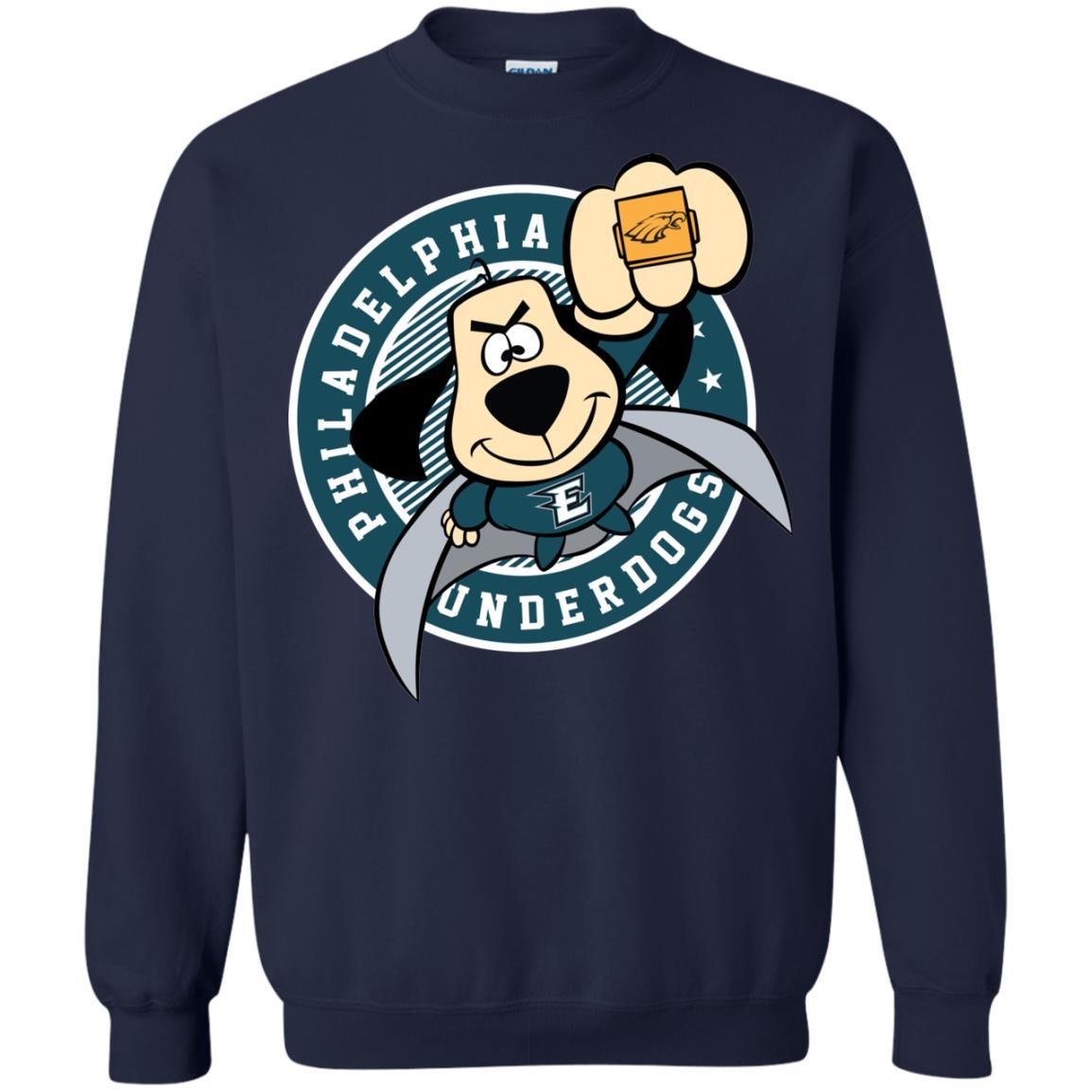 image 33px Philadelphia Underdogs T Shirts