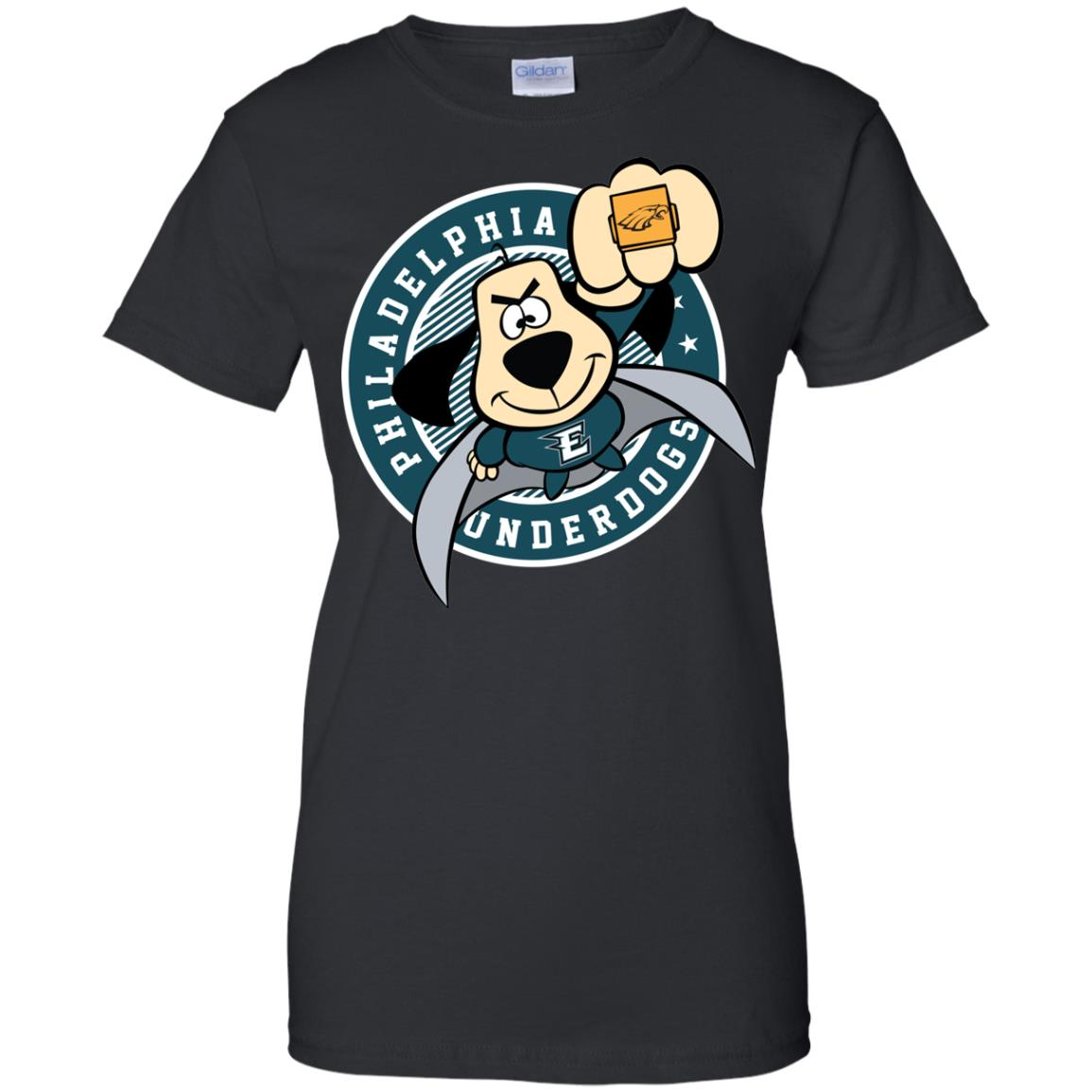 image 34px Philadelphia Underdogs T Shirts
