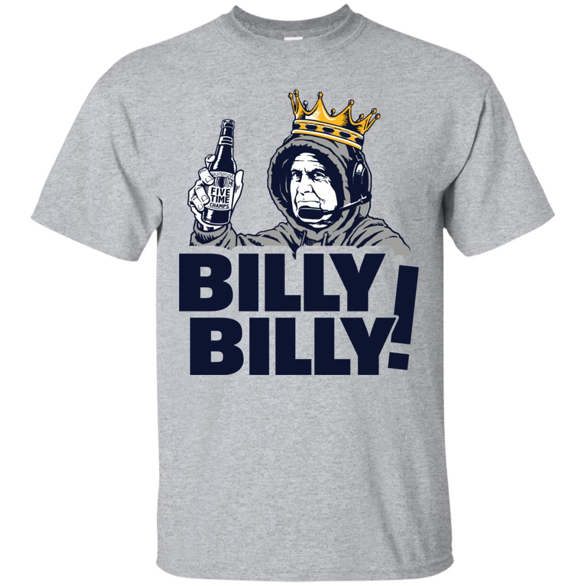 0edc9e7a8c8 image 72px Bill Belichick Billy Billy New England Patriots T Shirts