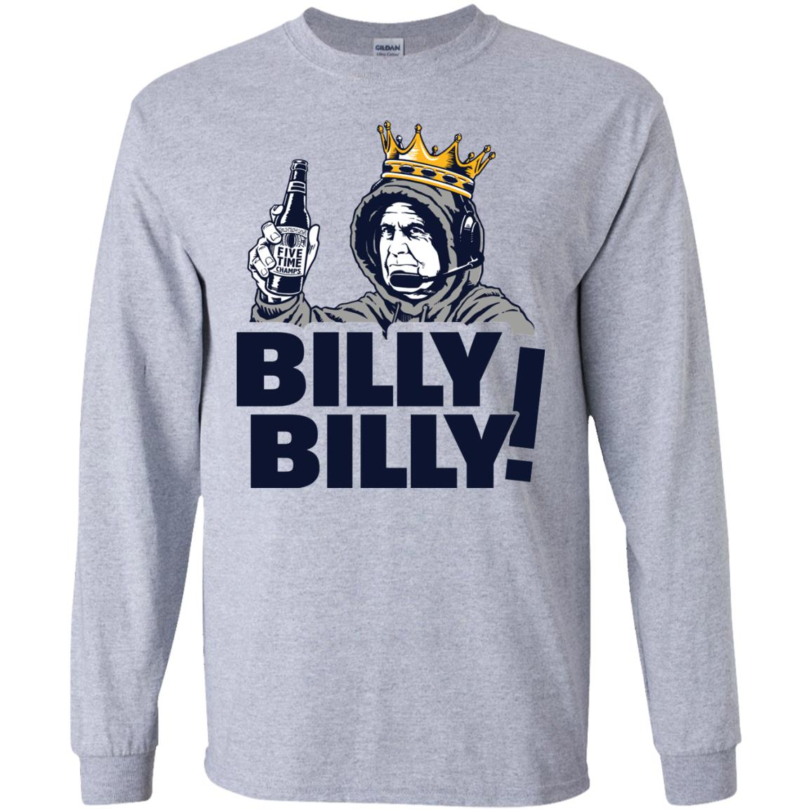 image 75px Bill Belichick Billy Billy New England Patriots T Shirts