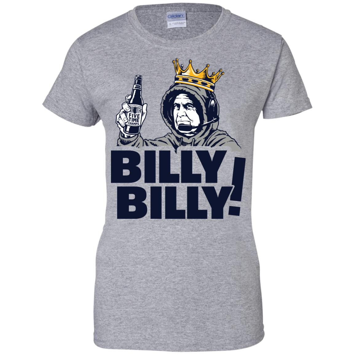 image 81px Bill Belichick Billy Billy New England Patriots T Shirts