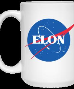 image 1 247x296px Elon Nasa parody coffee mug