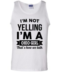 image 116 247x296px I'm Not Yelling I'm A Ohio Girl That's How We Talk T Shirts