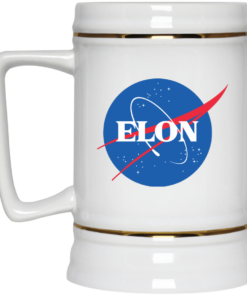image 2 247x296px Elon Nasa parody coffee mug
