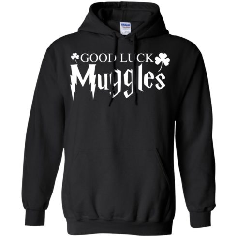 image 24 490x490px Good Luck Muggles T Shirts